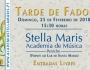 """Tarde de Fados - Academia de Música """"Stella Maris"""" - Peniche"""