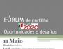 FÓRUM de partilha Portugal 2020 - Oportunidades e Desafios