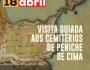 Visita guiada aos cemitérios de Peniche de Cima