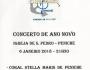 Concerto de Ano Novo pelo Coral Stella Maris de Peniche