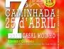 ADR Casal Moinho - 7ª Caminhada 25 d'Abril