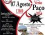 Almoço Convívio de Verão URDC PAÇO - 7 Agosto 2016