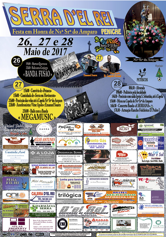 Flyer Ns Sra do Amparo 2017