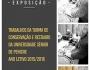 Trabalhos da Disciplina de Conservação e Restauro em Exposição no Centro Interpretativo de Atouguia da Baleia